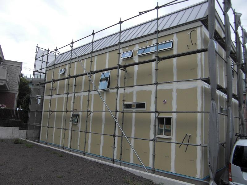 案件名:2018 K様邸新築工事  基本情報:平成30年4月 静岡県