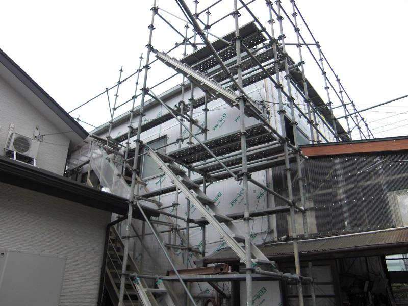 案件名:2018 S様邸改修工事  基本情報:平成30年1月 静岡県